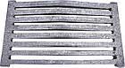 Решетка колосниковая (колосник) печная К 350 (350 х 205 мм.), фото 4