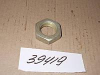 Гайка вала привода вентилятора (натяжного устройства) ЯМЗ-236-238, 250659-П29