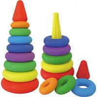 Детская выдувная пирамидка 2 0984 Технок