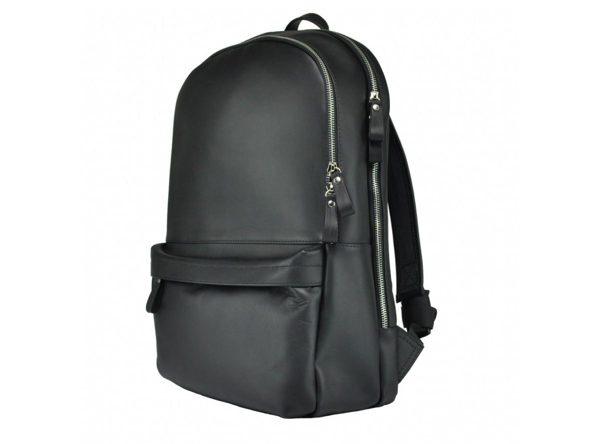 cfbfea22 Мужской стильный вместительный рюкзак натуральная кожа 2 отделения ручная  работа, ...