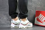 Мужские кроссовки Nike Air Max 97 Gucci White, фото 4
