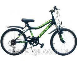 Детский велосипед Azimut Alpha 20