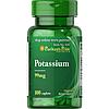 Puritan's Pride Potassium 99 mg 100 caplets