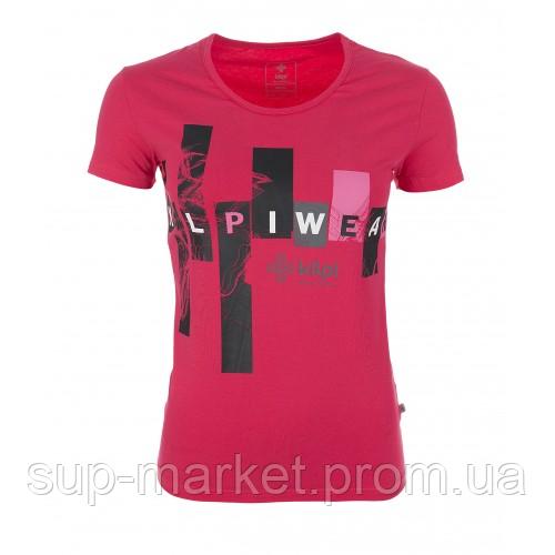 Футболка Kilpi JANA (розовый)