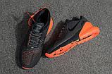 Мужские кроссовки Nike Air Max 270 Flair Gray, фото 5