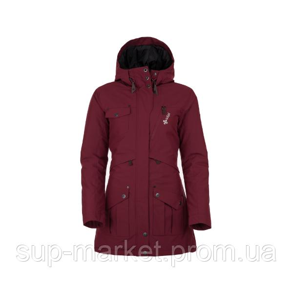 Зимняя куртка Kilpi BRASIL-W (бордовый)