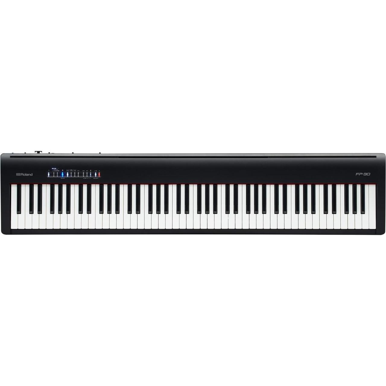 Цифровое пианино Roland FP-30 Black