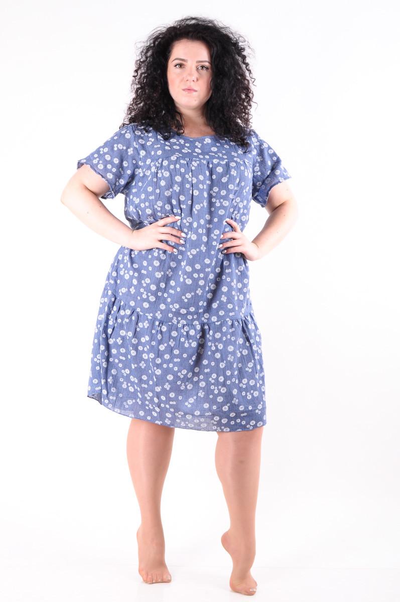 Летнее женское платье 1284-5