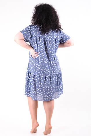 Летнее женское платье 1284-5, фото 2
