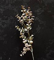 Ветка-дополнитель зелени пыльно-розовой, фото 1