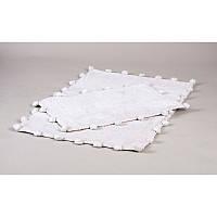 Набор ковриков Irya - Alya silver серебро 60*90+40*60