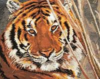 Набор для вышивки крестом Алиса 1-08 Тигр