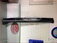 Накладка порога наружная L, пластиковая, Geely EC7RV[1.5,HB], 1068001640, Aftermarket