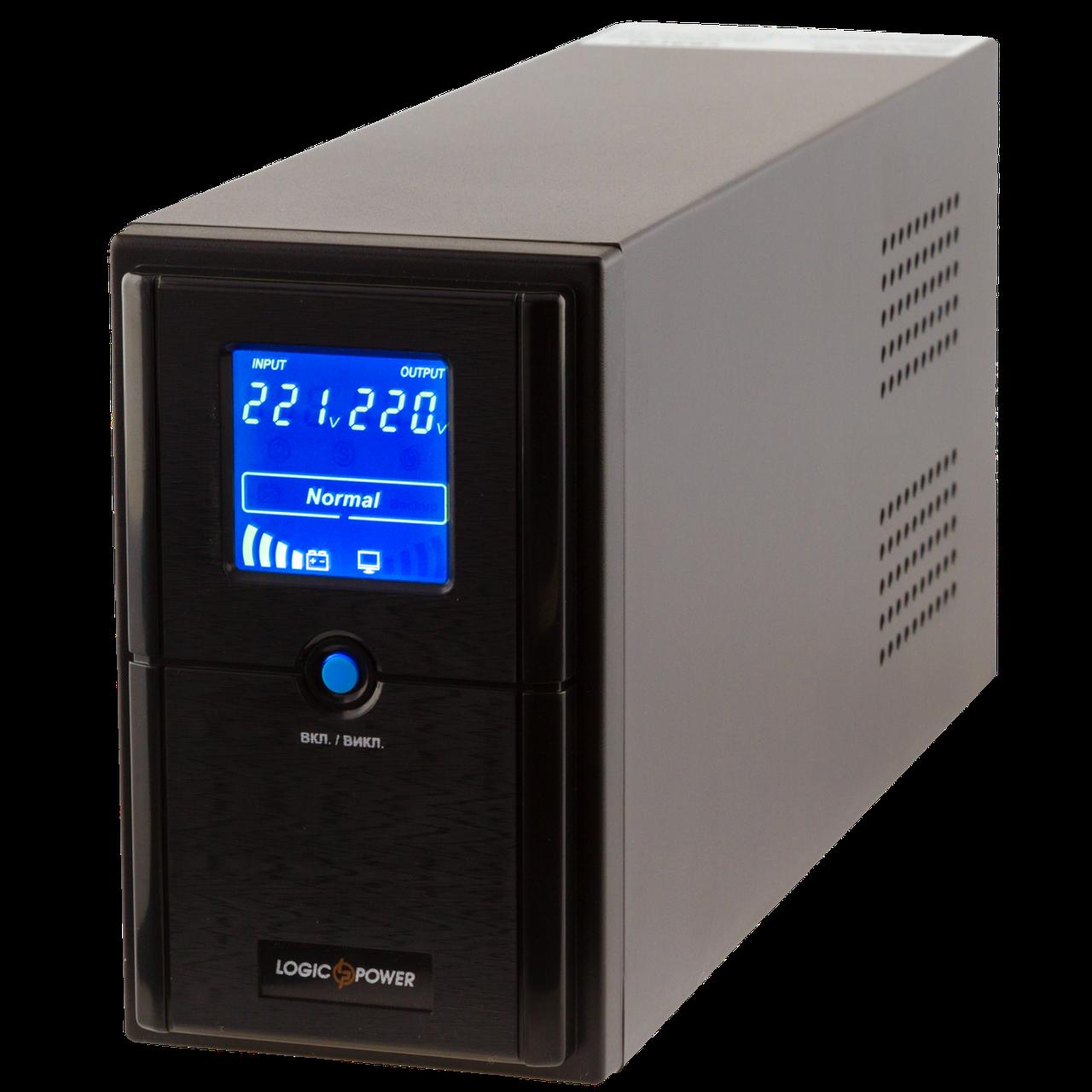ИБП линейно-интерактивный LogicPower LPM-L1550VA(1085Вт)