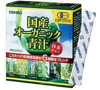 ORIHIRO Японский коктейль из зелени 60г 30пак ЯПОНИЯ JAPAN