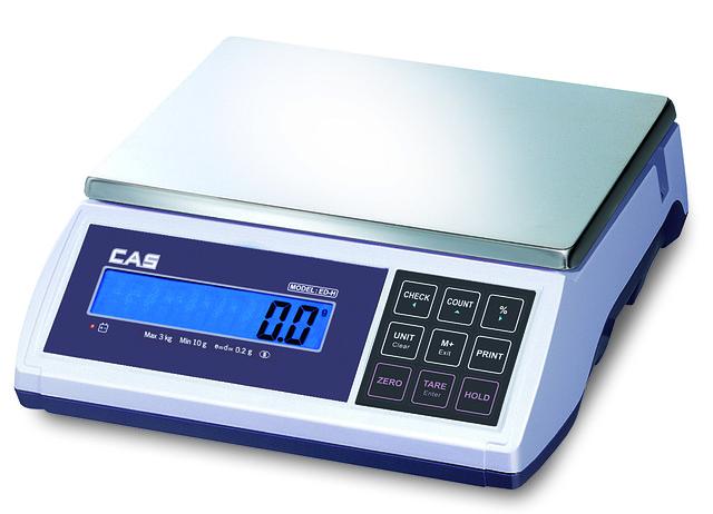 Весы настольные CAS ED (фасовочные)