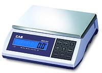 Весы настольные CAS ED (фасовочные), фото 1