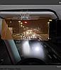 Антибліковий козирок для автомобіля HD Vision Visor, фото 3