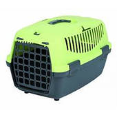 Переноска TRIXIE Capri 1  для животных до 6кг, 48x32x31 зеленая