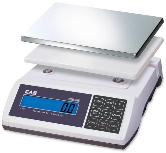 Весы настольные CAS ED-H (фасовочные)