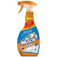 """Засіб д/ванної 5в1 """"Містер Мускул"""" Нова формула ориг. 500мл/-276/12"""