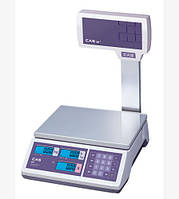 Весы торговые CAS ER JR, фото 1