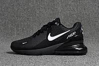 Мужские кроссовки Nike Air Max Flair 270 Black