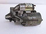 Стартер Valeo б/у 1.9d, 2.1td на Peugeot: 205, 306, 406, 605, 806 1987-2004, фото 5