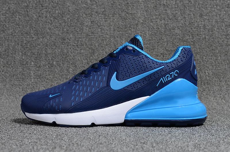 Мужские кроссовки Nike Air Max Flair 270 Blue/White