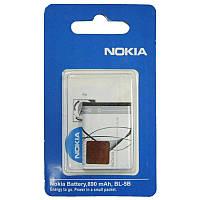 Аккумулятор для мобильного телефона Nokia BL-5B (Original)