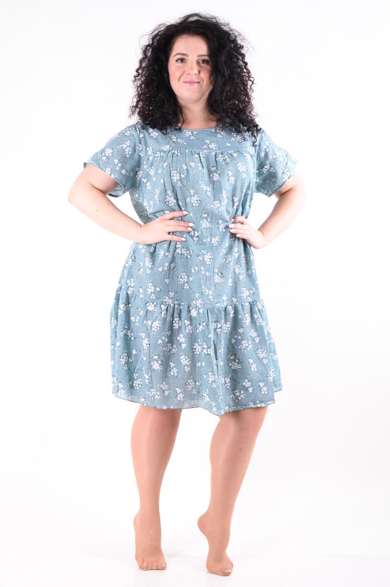 Молодежное платье 1284-8