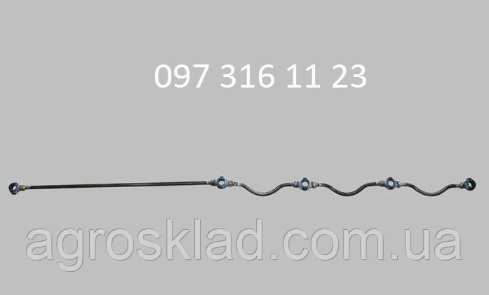 Трубка обратки форсунок ЮМЗ, фото 2