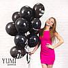 Связка для лучших друзей из 15 шаров со смешными надписями, фото 4