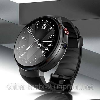 Смарт часы Lemfo LEM7 black, фото 2