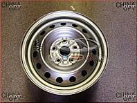 Диск колесный, стальной, R15x6J, d=54mm, Geely EC7FL[1.5], 1064001019, Original parts
