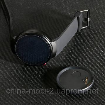Смарт часы Lemfo LEM7 black+ 700mAh банк заряда, фото 2