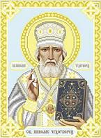 Святий Миколай (друк на тканині)
