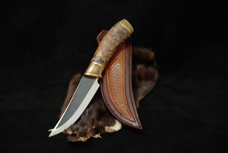 """Ніж для полювання ручної роботи """"Даліль"""", N690"""