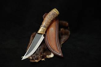 "Нож для охоты ручной работы ""Далиль"", N690, фото 2"