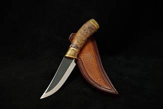 "Нож для охоты ручной работы ""Далиль"", N690, фото 3"