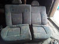 Сиденье Daewoo Matiz заднее (раздельное) б/у