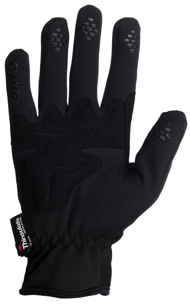 Велоперчатки PowerPlay 6916 Черные M
