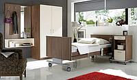 Кровать четырехсекционная с  электроприводом, с функцией Тренделенбург Ancona niedring (Hermann Bock)