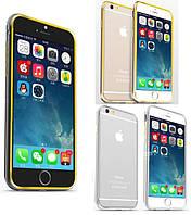 Алюминиевый чехол бампер для iPhone 6 6S Plus