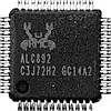 Микросхема Realtek ALC892