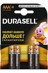 Батарейка Duracell AAA (LR03) MN2400 мизинчиковая (1шт)