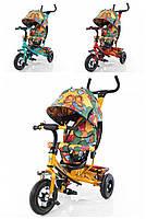 Детский велосипед трехколесный TILLY Trike T-351-7 [3 цвета] (Велосипед Тилли Трайк Т351-7)