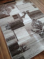 Ковер Капучино коричневых оттенков 1.60х2.30 м., фото 1