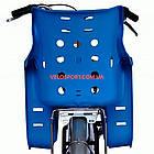Детское велокресло пластиковое VZ-517, фото 6