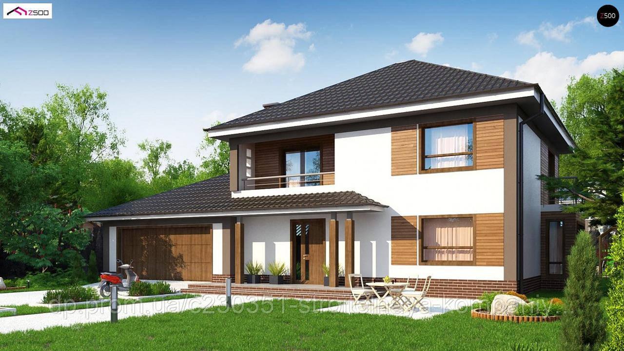 Проект дома uskd-59